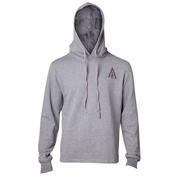 Assassins Creed Original Sweatshirt Mens Grey Warrior