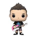 Blink 182 Figura POP! Rocks Vinyl Mark Hoppus 9 cm