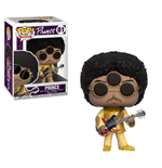 Prince Figura POP! Rocks Vinyl 3rd Eye Girl 9 cm