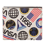 NASA Monedero Bifold Logo