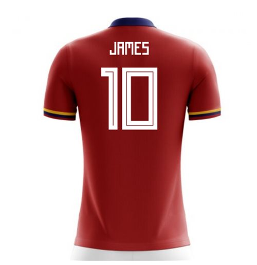 Camiseta Colombia Fútbol 2018-2019 Away