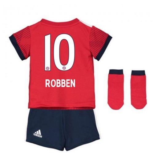 3f1c1630106d9 Compra Equipación de fútbol para niño Bayern de Munich 2018-2019 Home