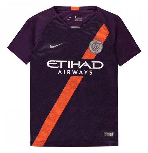 123665132ea9d Compra Camiseta 2018 2019 Manchester City FC 2018-2019 Third