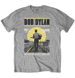 Camiseta Bob Dylan de hombre - Design: Slow Train