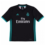 Camiseta Real Madrid 2017-2018 Away