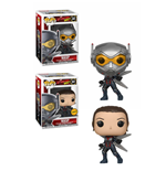 Ant-Man and the Wasp POP! Movies Vinyl Figuras Wasp 9 cm Surtido (6)