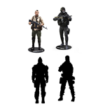 Call of Duty Figuras 15 cm Surtido (8)
