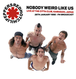 Vinilo Red Hot Chili Peppers - Nobody Weird Like Us