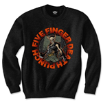 Sudadera Five Finger Death Punch de hombre - Design: Seal of Ameth