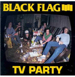 Vinilo Black Flag - Tv Party