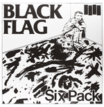 Vinilo Black Flag - Six Pack