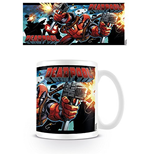 Taza Deadpool 317280