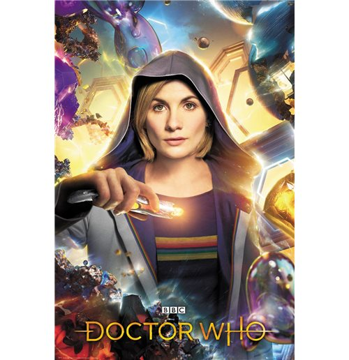 Póster Doctor Who 317281
