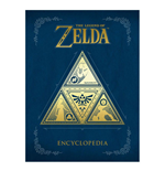 The Legend of Zelda Enciclopedia Hardcover *INGLÉS*