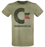 Camiseta Commodore 64 317894