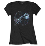 Camiseta Pink Floyd de mujer - Design: Machine Greeting Blue