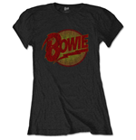 Camiseta David Bowie de mujer - Design: Diamond Dogs Vintage