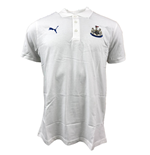 Polo Newcastle United 2017-2018 (Blanco)