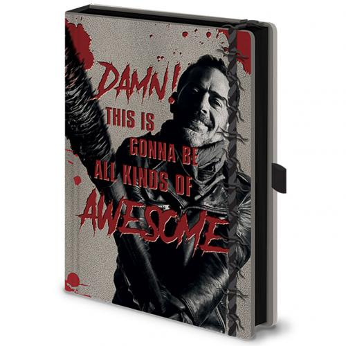 Libreta The Walking Dead 318188