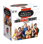 The Big Bang Theory Juego de Cartas Trivial Pursuit *Edición Inglés*