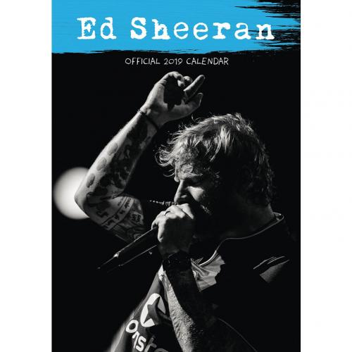 Calendario Ed Sheeran 318574