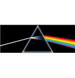 Póster Pink Floyd - Design: Dark Side Of The Moon