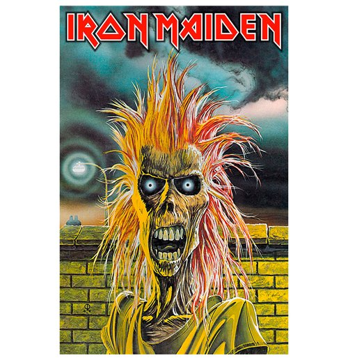 Póster Iron Maiden - Design: Iron Maiden