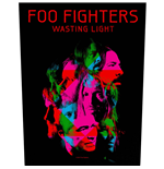 Parche Foo Fighters - Design: Wasting Light