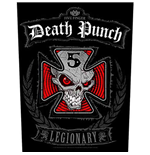 Parche Five Finger Death Punch - Design: Legionary