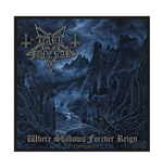 Parche Dark Funeral - Design: Where Shadows Forever Reign