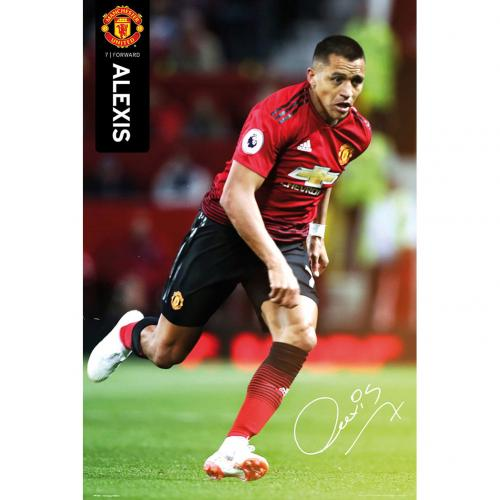 Póster Manchester United FC