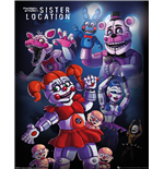Póster Five Nights at Freddy's 318996