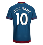 Camiseta 2018/2019 West Ham United 2018-2019 Away personalizable