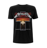 Camiseta Metallica MASTER OF PUPPETS CROSS