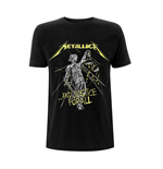 Camiseta Metallica AND JUSTICE FOR ALL TRACKS