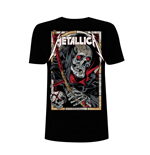 Camiseta Metallica DEATH REAPER