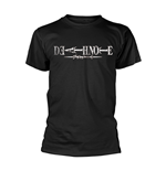 Camiseta Death Note LOGO