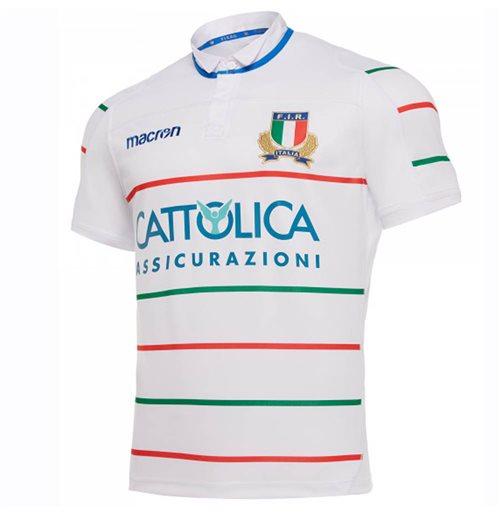 Compra Camiseta Italia Rugby 2018-2019 Away Original ced4ebe0176aa