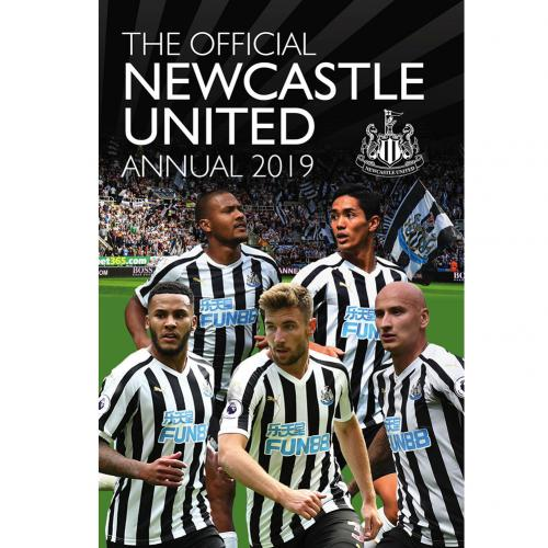 Anuario Newcastle United 319967