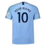 Camiseta 2018/2019 Manchester City FC 2018-2019 Home personalizable