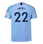 Camiseta 2018/2019 Manchester City FC 2018-2019 Home
