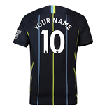Camiseta 2018/2019 Manchester City FC 2018-2019 Away personalizable