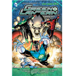 DC Comics Libro Green Lantern Lights Out (The New 52) by Robert Venditti inglés
