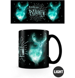 Harry Potter Taza Glow In The Dark Expecto Patronum