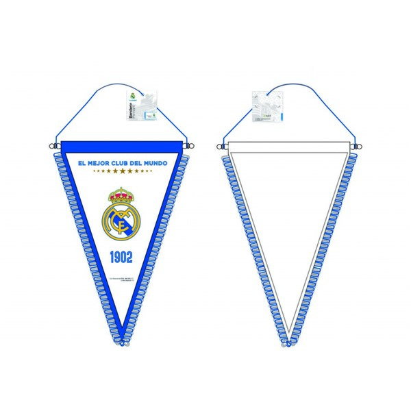 Banderita Real Madrid 320407