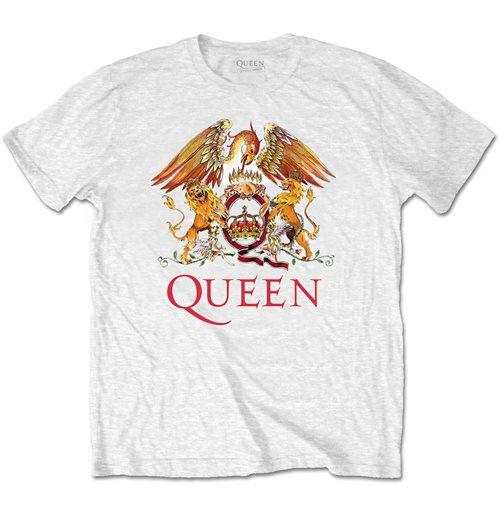 belleza último estilo de 2019 mejor venta Camiseta Queen de hombre - Design: Classic Crest
