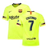 Camiseta 2018 2019 FC Barcelona 2018-2019 Away 1b8e7feb4af