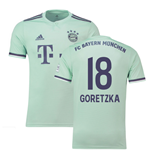 Camiseta 2018/2019 Bayern de Munich 2018-2019 Away