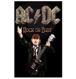 Póster AC/DC - Design: Rock Or Bust / Angus