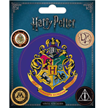Pegatina Harry Potter : Hogwarts Stickers Set (12,5X10 Cm)